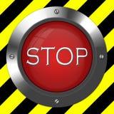 Alarmtaste Lizenzfreie Stockfotos