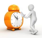 alarmtecken Fotografering för Bildbyråer