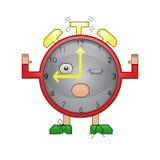 Alarmuhr Stockbild