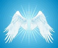 Alas del ángel libre illustration