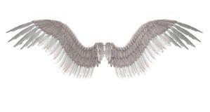 Alas del ángel Fotos de archivo