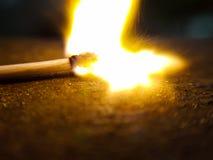 Alas del fuego fotografía de archivo libre de regalías