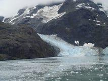alascy lodowców Zdjęcia Royalty Free