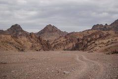 Alashan-Hochebene Halbwüsten- Südwestlich des Ost-Gobi-deser lizenzfreie stockbilder