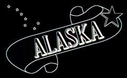 Alaska ślimacznica ilustracja wektor