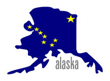 Alaska Royalty Free Stock Photography