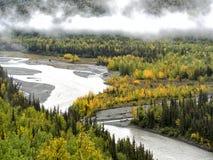Alaska Autumn royalty free stock photo