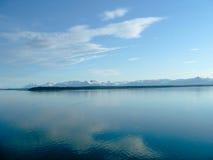 Alaska Bay and Coast Royalty Free Stock Photo