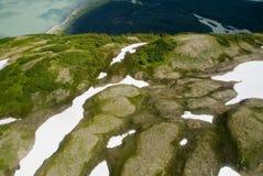alaska berg Fotografering för Bildbyråer