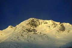 Alaska-Berge Lizenzfreies Stockbild
