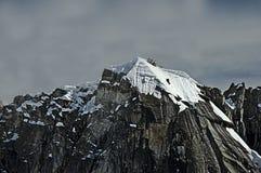 alaska bergskedja Arkivbilder