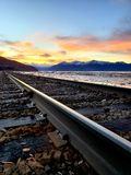 Alaska Bound royalty free stock photography