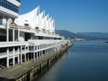 Alaska Cruise Terminal stock images