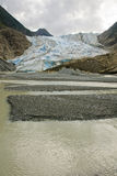 Alaska, Davidson lodowiec - Obraz Stock