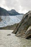 Alaska, Davidson lodowiec - Zdjęcia Royalty Free
