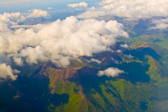Alaska de surpresa Fotografia de Stock Royalty Free