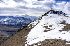 Alaska Denali Hiking Stock Images