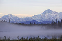 Alaska Denali mountain Royalty Free Stock Image