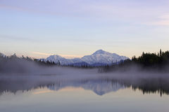 Alaska Denali mountain Stock Photography