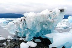 Alaska-Eis lizenzfreie stockbilder
