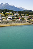 Alaska - Enjoy The View Of Haines Royalty Free Stock Photo