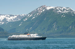 Alaska ferry Stock Images