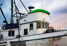 Alaska Fishing Boat Royalty Free Stock Photo