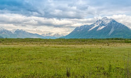 Alaska Frontier Royalty Free Stock Photography