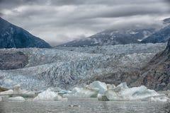 Alaska Glacier Bay View Royalty Free Stock Photography