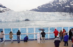 Alaska Glacier Bay Stock Photo