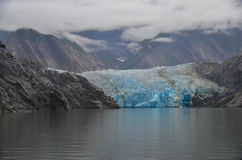 Alaska Glacier Stock Photography
