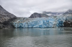 Alaska Glacier Royalty Free Stock Images