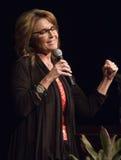 Alaska gubernator Sara Palin Fotografia Stock