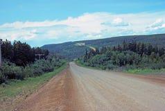 The Alaska Highway Royalty Free Stock Photos