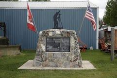 Alaska Highway Fort Nelson Stock Images