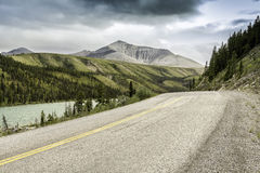 Alaska Highway Stock Images