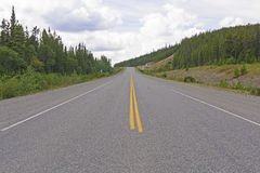 The Alaska Highway Stock Photos