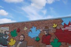 Alaska Highway Wall Art Stock Photography