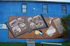Alaska Highway Wall Art Royalty Free Stock Images