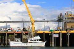 Alaska - Homer Commercial Fishing Royalty Free Stock Photography