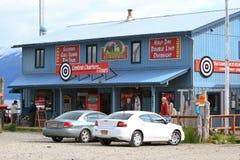 Alaska - Homer Spit Central Charter and Tours Stock Images