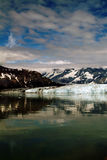 Alaska hubbard Glacier Royalty Free Stock Images