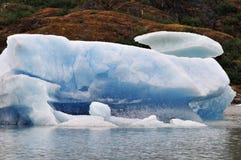 alaska isberg Royaltyfri Bild