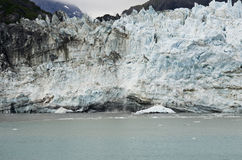Alaska - Johns Hopkins Glacier. USA Alaska, Glacier Bay National Park and Preserve, UNESCO - World Heritage site, UNESCO - World Biosphere Reserve, Johns Hopkins Stock Photos