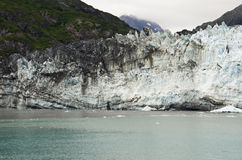Alaska - Johns Hopkins Glacier. USA Alaska, Glacier Bay National Park and Preserve, UNESCO - World Heritage site, UNESCO - World Biosphere Reserve, Johns Hopkins Royalty Free Stock Photography