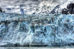 Alaska, La última frontera Amerika del norte Royalty-vrije Stock Foto's