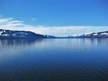 Alaska lake Stock Photography