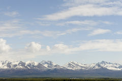 Alaska landscape Royalty Free Stock Image