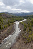 Alaska landscape Royalty Free Stock Images