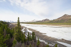 Alaska landscape Royalty Free Stock Photos